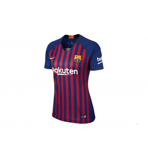 Camiseta Nike FCB W Home 18-19
