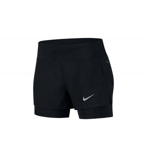 Short Nike W Eclipse 2in1