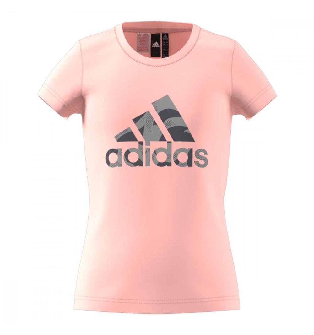 Camiseta Adidas YG Logo Tee