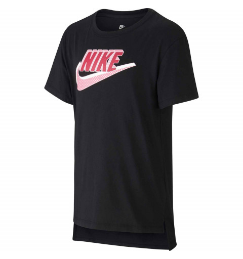 Camiseta Nike GL Coe Graphics Black