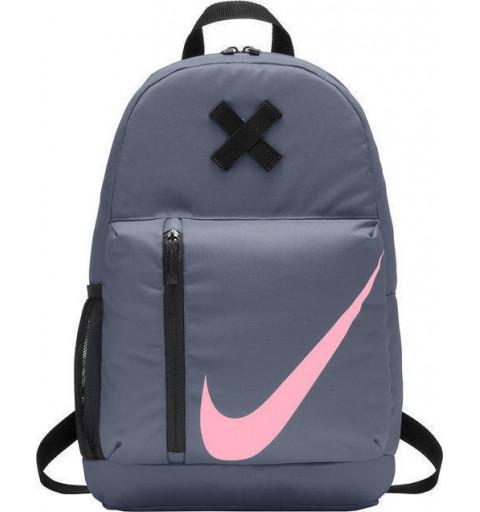 Mochila Nike Elemental Grey-Pink