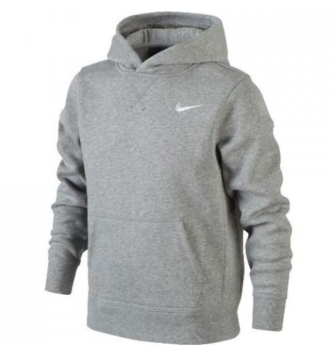 Sudadera Nike Boys HD Basic Grey