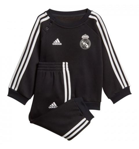 Chandal Adidas Real Madrid 3S Black
