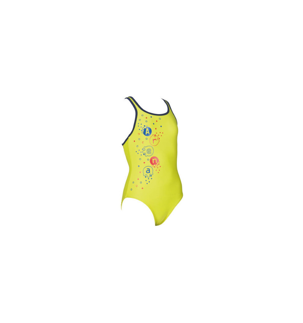 Bañador Arena Submarine Jr Green
