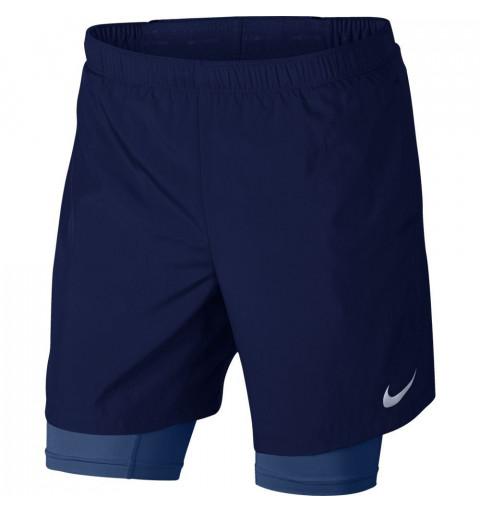 Short Nike 2in1 Challenger Blue