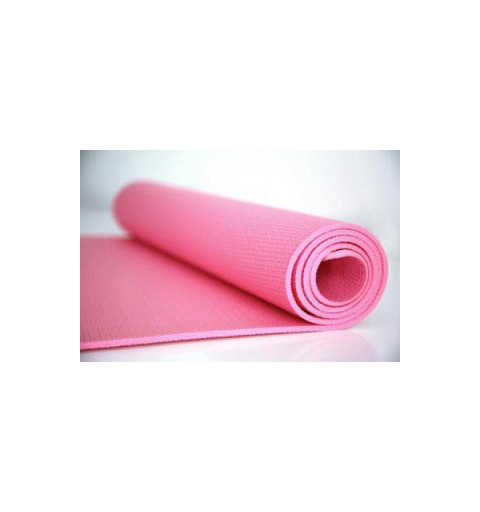 Colchoneta Atipick Yoga Rosa