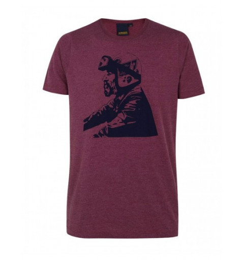 Camiseta Altonadock Motorista Granate