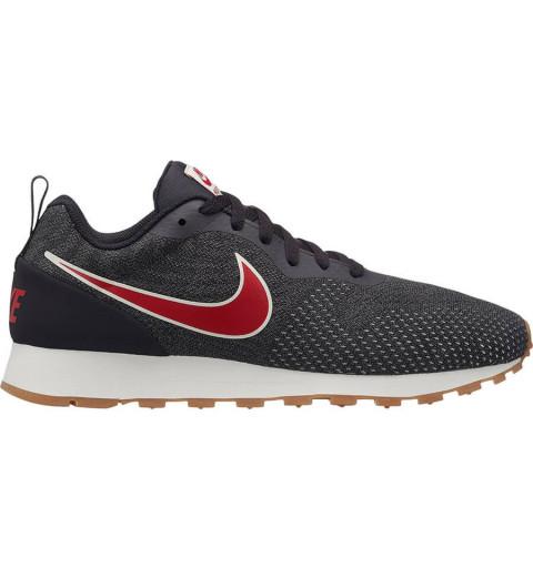 Nike MD Runner 2 Eng Mesh Grey-Red