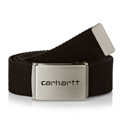 Cinturón Carhartt Clip Chrome Dark Navy