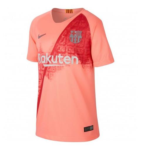 Camiseta Nike FCB Y 3ª 18-19 Rosa