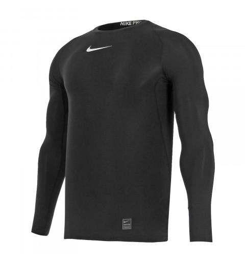 Camiseta Nike Pro Negra