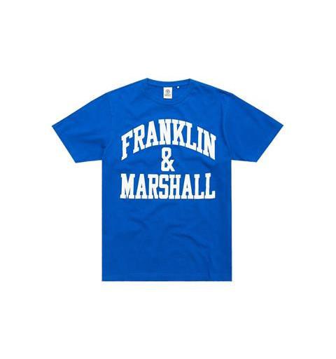 Shirt F&M 101ANS19 Nautical Blue