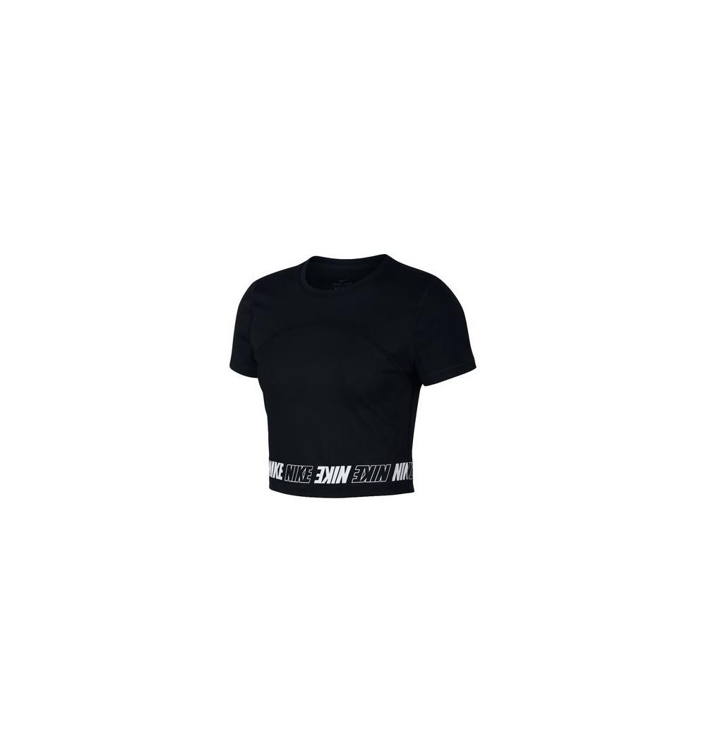 Camiseta Nike W Pro Black