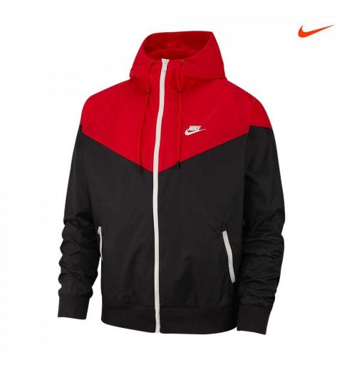Jacket Nike NSW AIR Red-Black