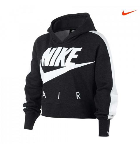 Sudadera Nike Girls Hd AIR Black