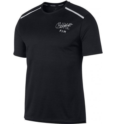 Camiseta Nike Dri Miler Air Black