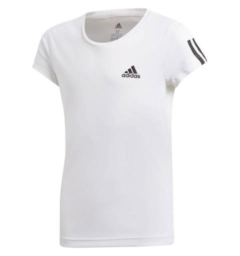 Camiseta Adidas Yg Tr Eq Tee White