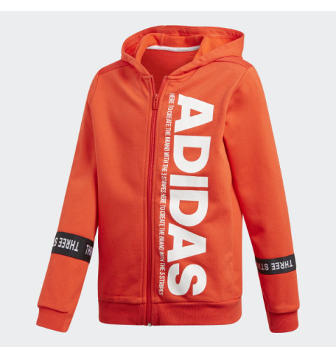 Sudadera Adidas YB Sid BR FZ Actred