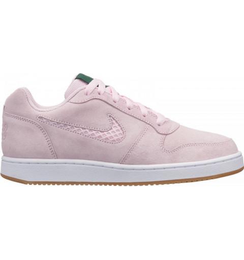 Nike Wmns Ebernon Low Prem Pink