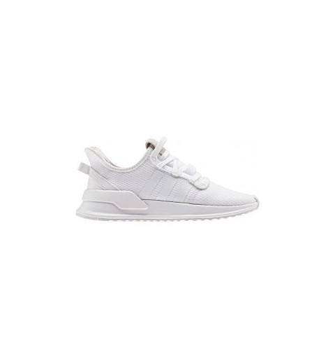 Adidas U_Path Run J White-White