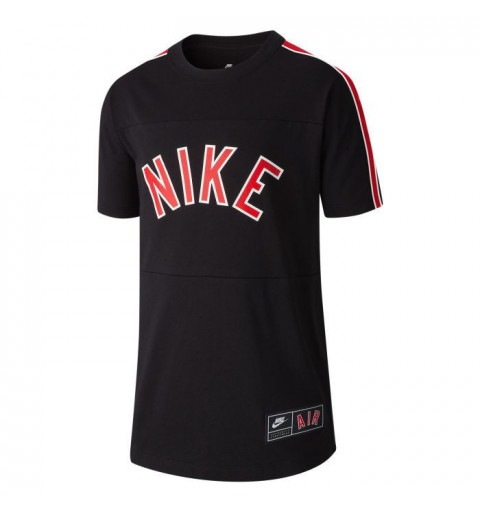 Camiseta Nike B Air JDI Black