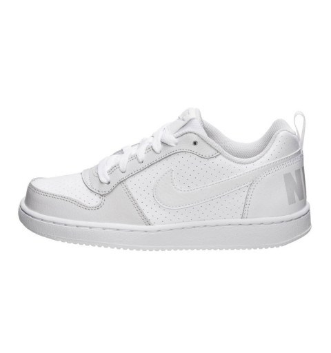 Nike Court Borought Low White