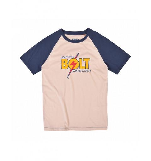 Camiseta Bolt Heyday Trekking Green