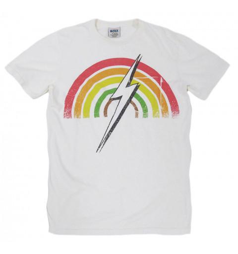 Camiseta Bolt Rainbow Pocket Egret