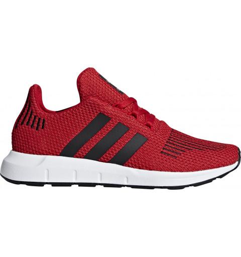 Adidas Swift Run J Scarlet/Black