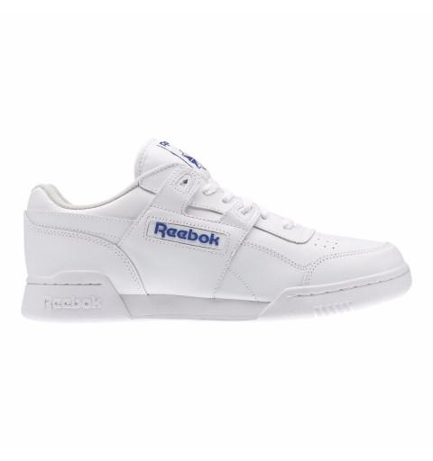 Reebok Workout Plus White/Royal