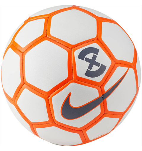 Balon Nike Menor X Blanco-Naranja