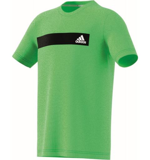 Camiseta Adidas YB TR Cool Sholim