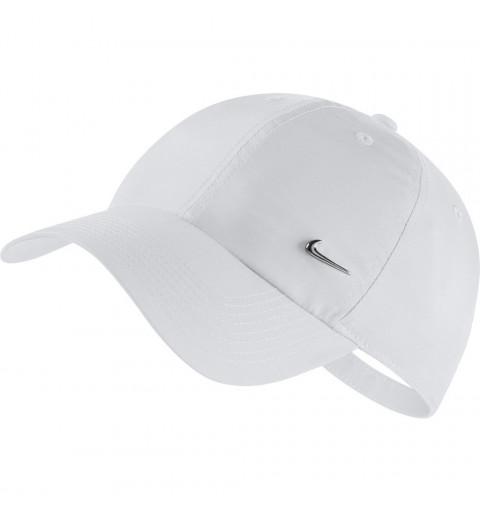 Gorra Nike H86 Metal White