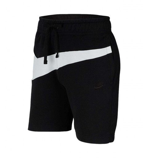 Bermuda Nike NSW HBR  FT Black-White