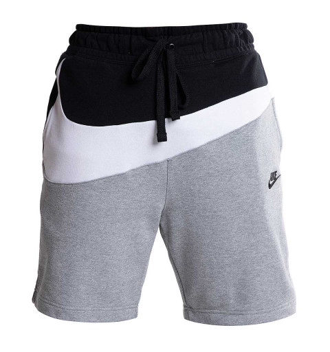 Bermuda Nike NSW HBR FT Grey-Black