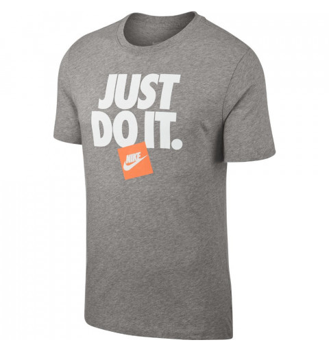 Camiseta Nike NSW HBR JDI Grey