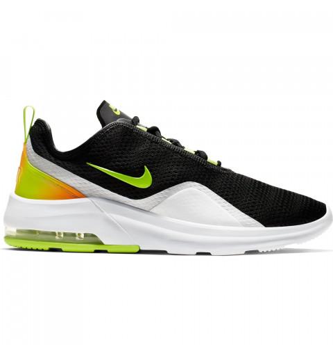 Nike Air Max Motion 2 Black-Volt