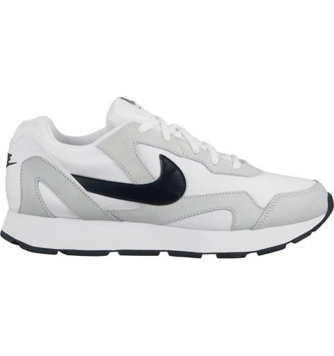Nike Delfine White-Black
