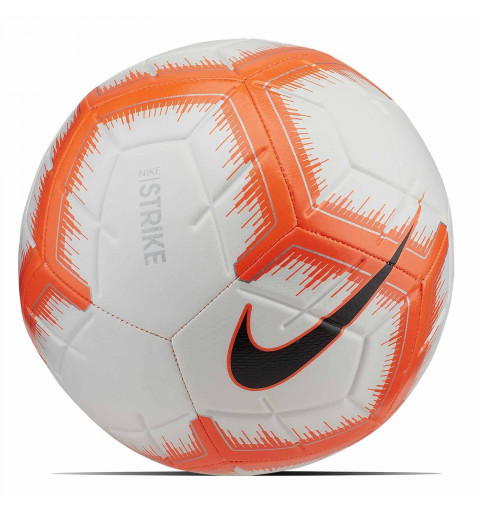 Balon Nike Strike White-Orange