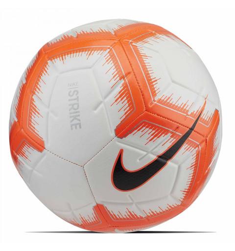 Balon Nike Strike White-Orange
