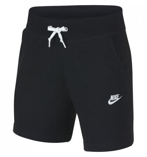 Shor Nike W NSW FT Classic Black