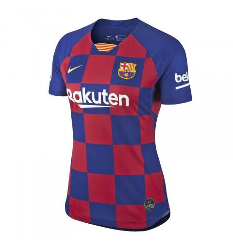 Camiseta Nike FCB W Stadium Home