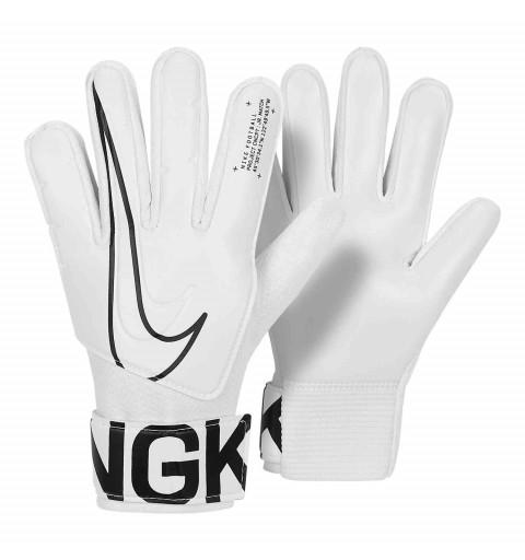 Guante Nike Portero Yr Match White