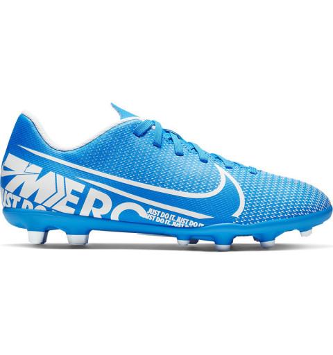 Bota Nike Jr Vapor 13 Club FG/MG Blue