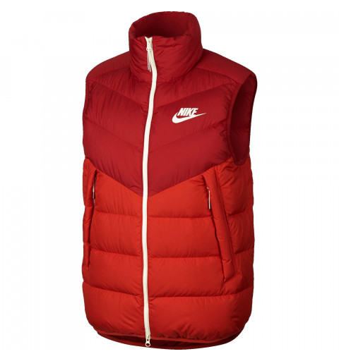 Chaleco Nike Sportswear Down Fill Red