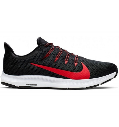 Nike Quest 2 Black-Unvred