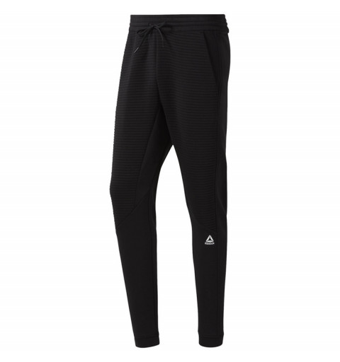 Pantalón Reebok Wor Fleece Black