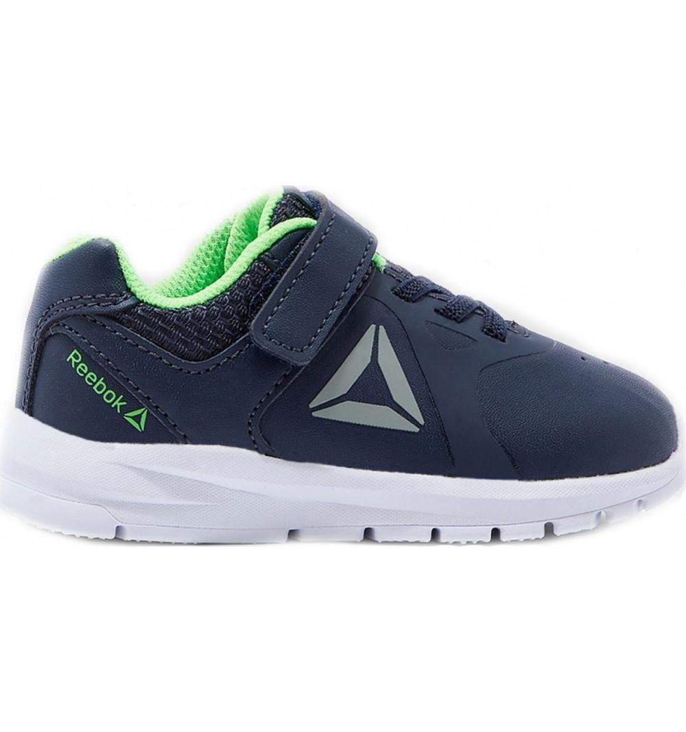 Reebok Rush Runner Navy/Green