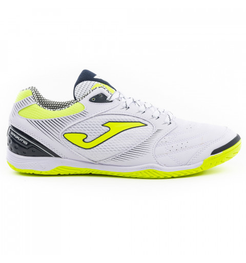 Joma Dribling 902 White-Yellow
