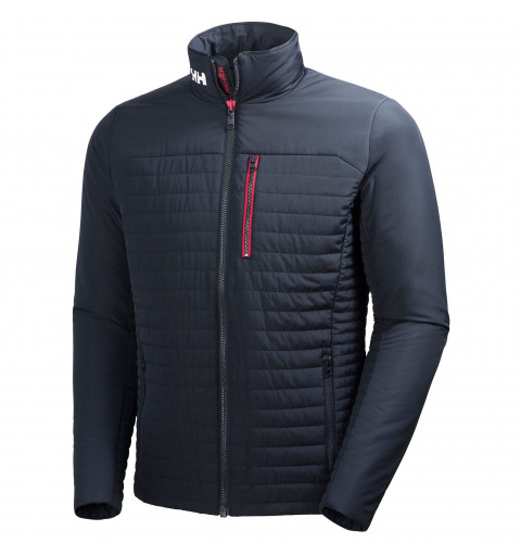 Jacket HH Crew Insulator Navy
